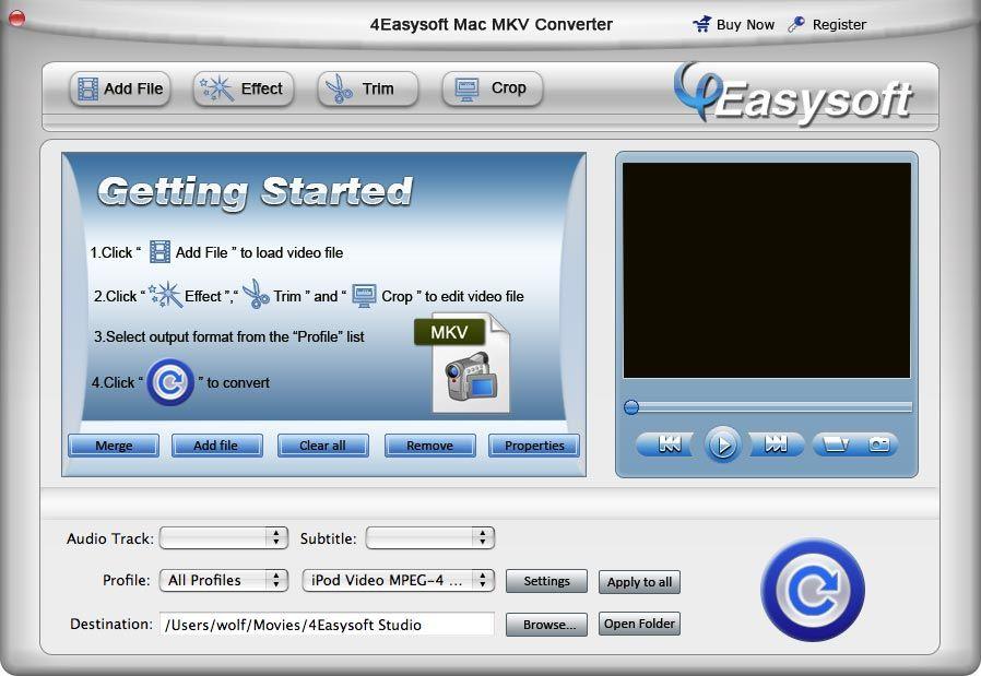 Mkv Converter For Mac Os X