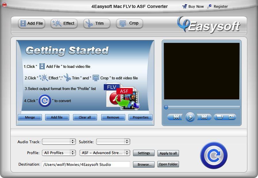 Asf converter for mac